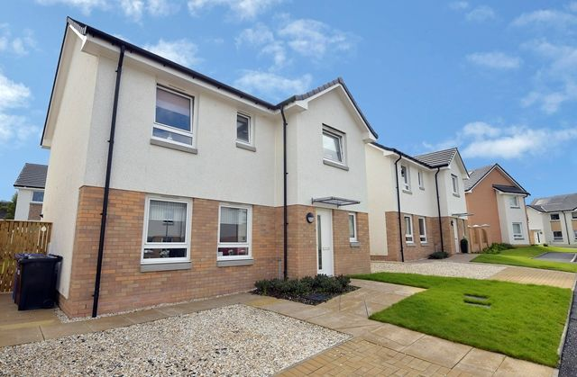Thumbnail Detached house for sale in Kirn Drive, Gourock