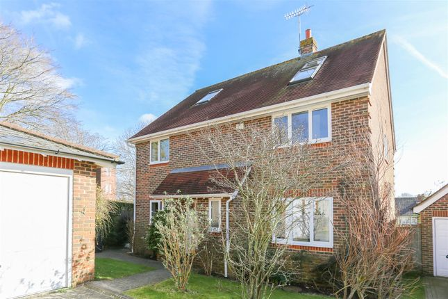 Thumbnail Detached house for sale in Lodge Close, Lewes
