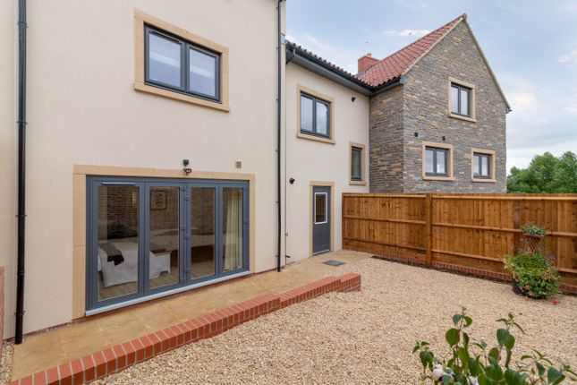 """Thumbnail Town house for sale in """"The Wedmore"""" At Pesters Lane, Somerton TA11, Somerton,"""