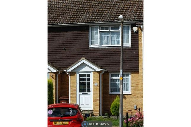 Thumbnail Terraced house to rent in Macklands Way, Gillingham