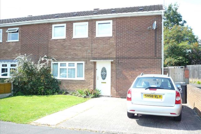 Thumbnail Semi-detached house for sale in Southall Road, Wednesfield, Wednesfield