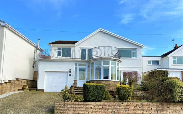 Thumbnail Property to rent in Long Shepherds Drive, Caswell, Swansea