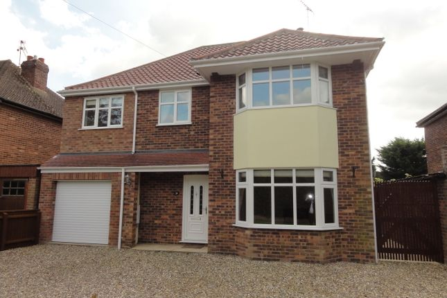 Thumbnail Detached house to rent in Newmarket Road, Bury St. Edmunds
