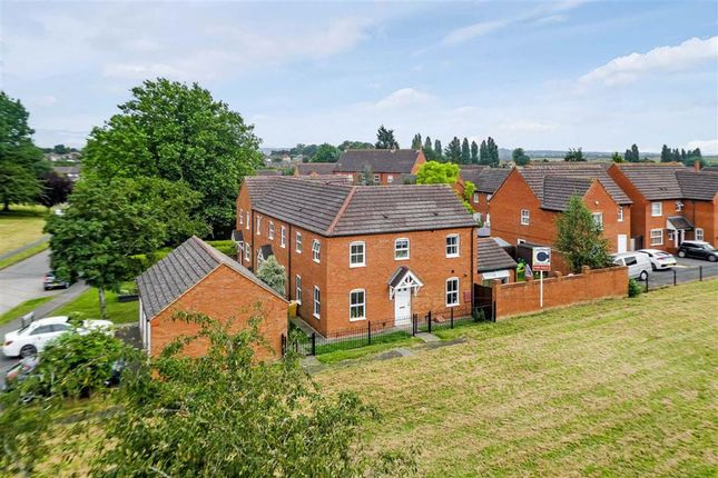 Thumbnail Semi-detached house for sale in Colchester Walk, Bletchley, Milton Keynes