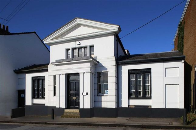 Thumbnail Office for sale in The Old Bank, 14 Bank Street, Lutterworth, Leicestershire