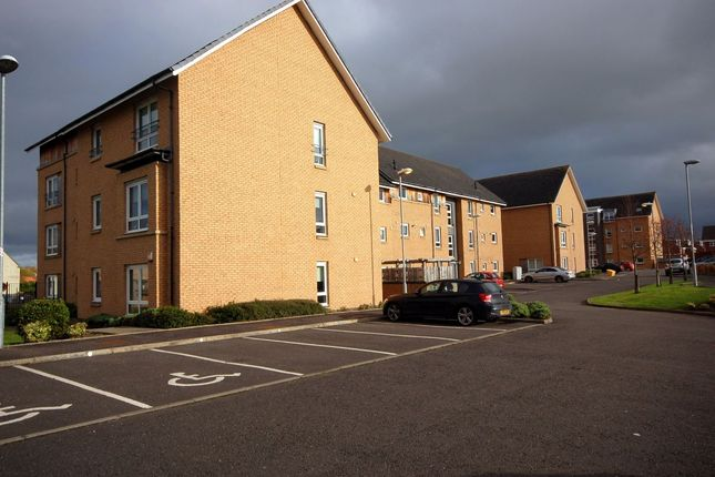 Thumbnail Flat for sale in Roxburgh Court, Carfin, Motherwell
