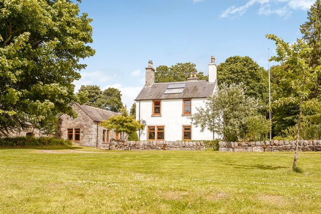 Thumbnail Country house for sale in Kirkmichael, Blairgowrie, Perthshire
