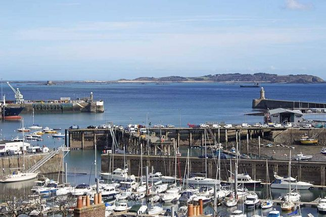 Thumbnail Flat for sale in The Strand, St. Peter Port, Guernsey
