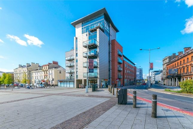 Thumbnail Studio for sale in Quayside, Bute Crescent, Cardiff, South Glamorgan