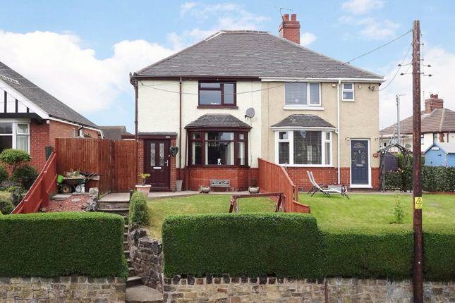 3 bed semi-detached house for sale in High Lane, Burslem, Stoke-On-Trent ST6