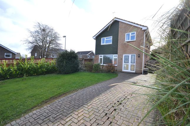 Thumbnail Detached house for sale in Ollivant Close, Danescourt, Cardiff, South Glamorgan