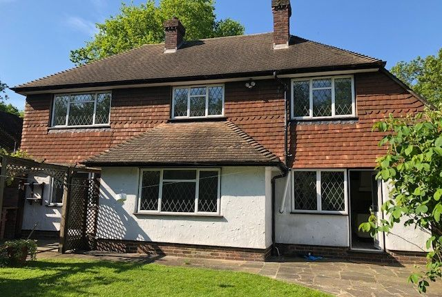 Thumbnail Detached house to rent in Hastings Road, Bromley