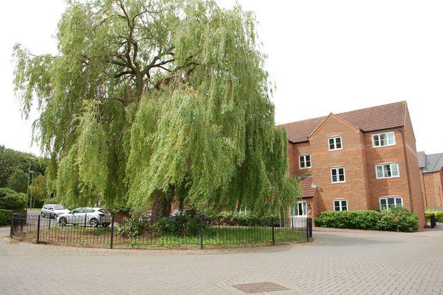 Outside of Sherwood Place, Headington, Oxford OX3