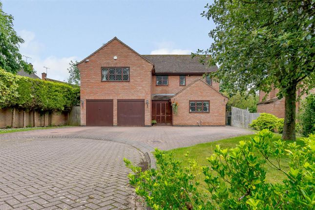 Thumbnail Detached house for sale in Poppyfield Court, Coventry, Warwickshire