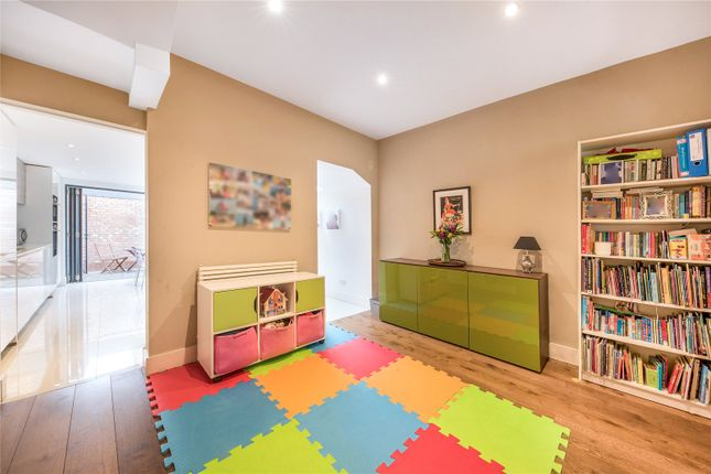 Reception Room of Somerset Road, London W4