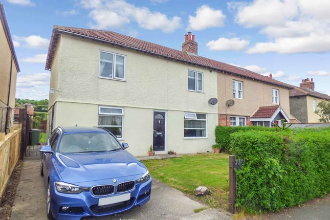 3 bed semi-detached house for sale in Lindisfarne Road, Alnwick NE66