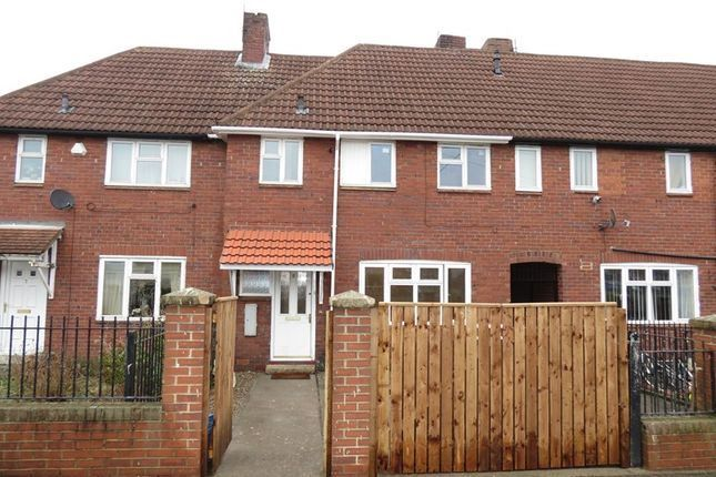 Thumbnail Terraced house for sale in Wood View, Trimdon Station