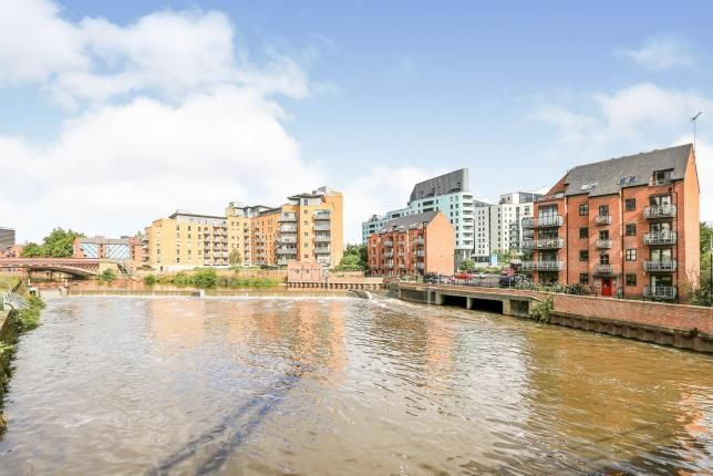 Thumbnail Flat for sale in Turlow Court, Leeds, West Yorkshire, .