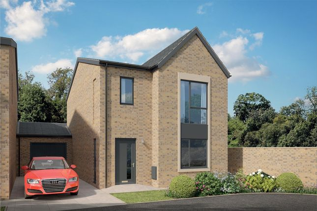 Thumbnail Detached house for sale in The Badgeworthy, Mulberry Park, Combe Down, Bath