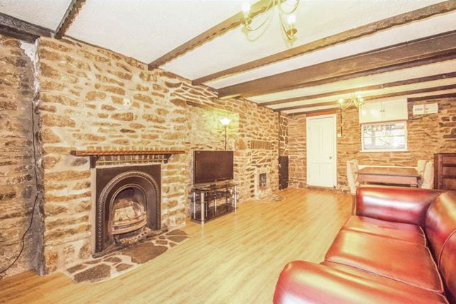 Thumbnail Cottage to rent in Ancient Druid Cottages, Hollybush, Blackwood