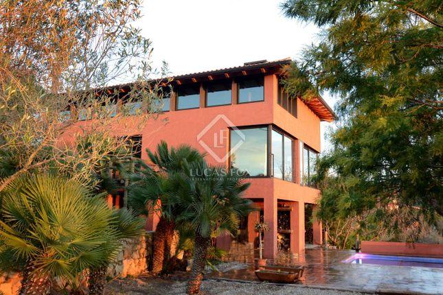Thumbnail Villa for sale in Spain, Barcelona, Sitges, Olivella / Canyelles, Sit28737