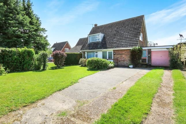 2 bed bungalow for sale in Hale Road, Ashill, Thetford