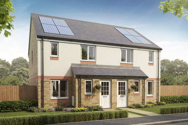 """3 bed semi-detached house for sale in """"The Ardbeg"""" at Bank Court, Irvine KA12"""