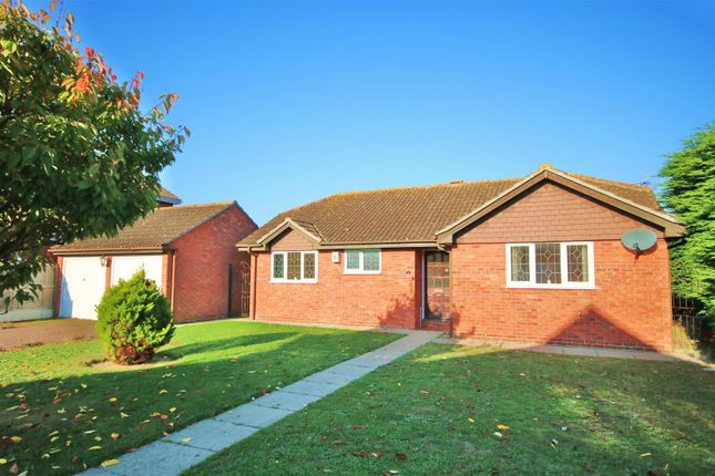 Thumbnail Detached bungalow for sale in Poynter Place, Kirby Cross, Frinton-On-Sea