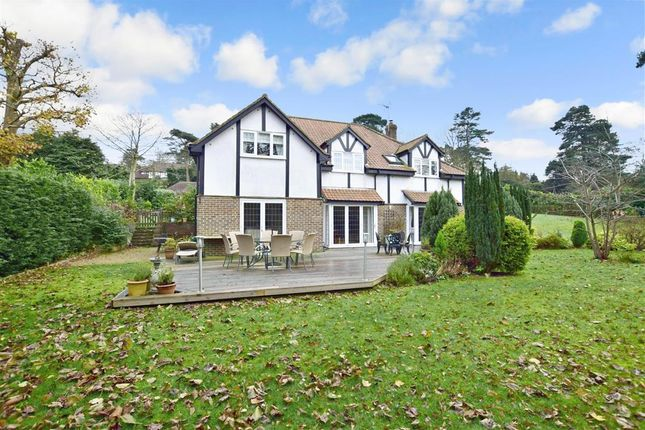 Thumbnail Detached house for sale in Fielden Lane, Crowborough, East Sussex
