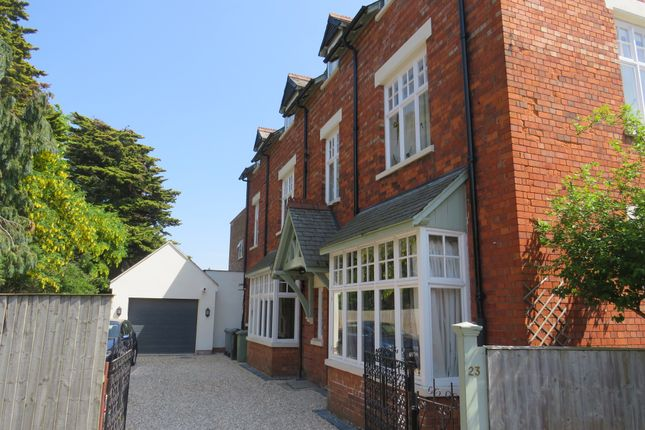 Thumbnail End terrace house for sale in Gladstone Terrace, Grantham