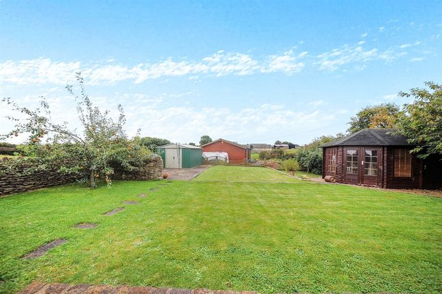 Thumbnail Semi-detached house for sale in Lower Stanton St. Quintin, Chippenham