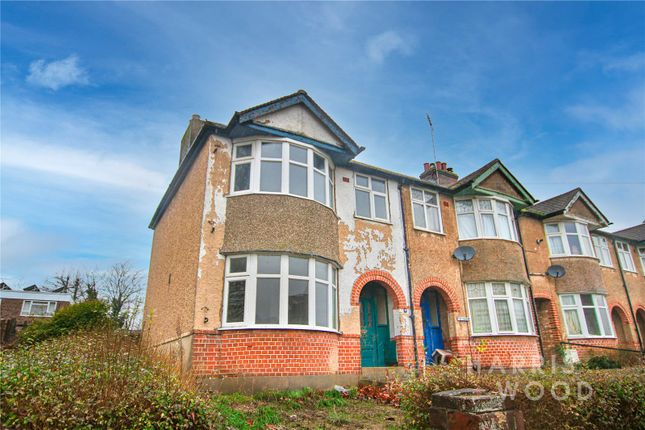 Semi-detached house for sale in King George Road, Colchester, Essex