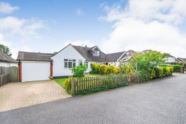 Thumbnail Bungalow for sale in High Wych Road, Sawbridgeworth