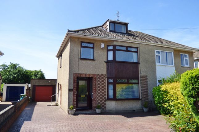 3 bed semi-detached house for sale in Bush Avenue, Little Stoke, Bristol
