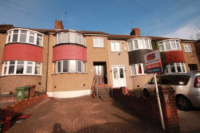 Thumbnail Property for sale in Eversley Avenue, Bexleyheath