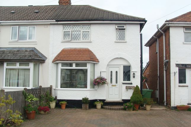 Semi-detached house for sale in Kineton Road, Rubery