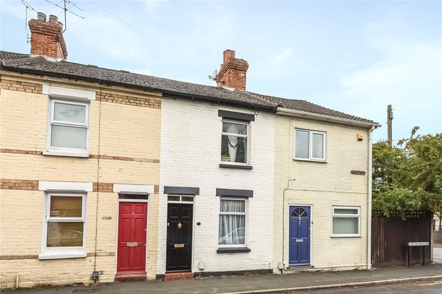 Thumbnail Terraced house for sale in Eaton Road, Camberley, Surrey
