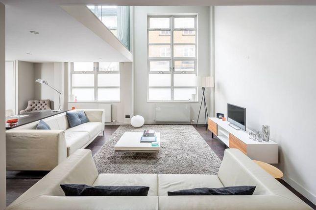Thumbnail Flat to rent in Chilton Street, London