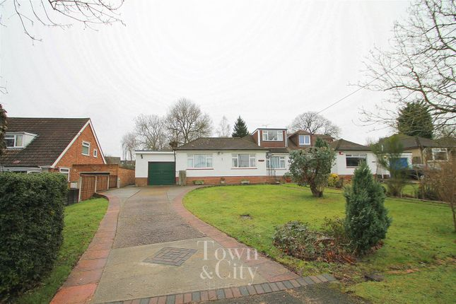 Thumbnail Semi-detached bungalow for sale in Carton Road, Higham, Rochester