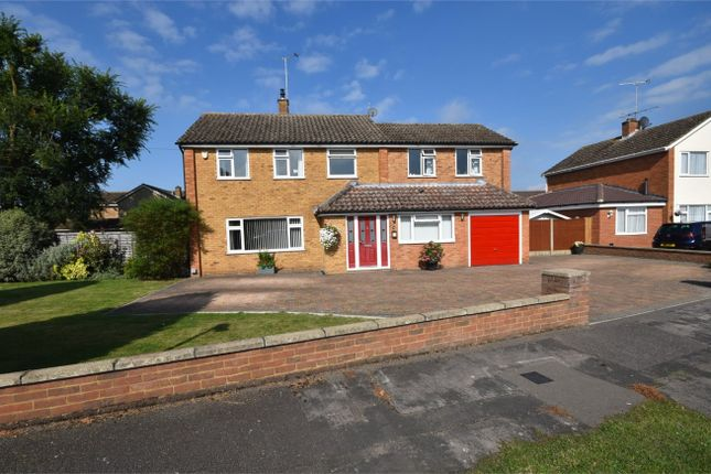 Thumbnail Detached house for sale in Edgecombe Road, Aylesbury, Buckinghamshire