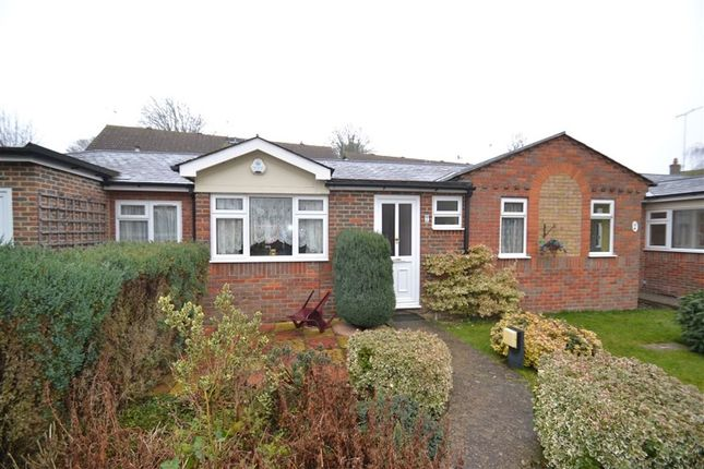 Thumbnail Bungalow for sale in Ermine Court, Church Street, Buntingford