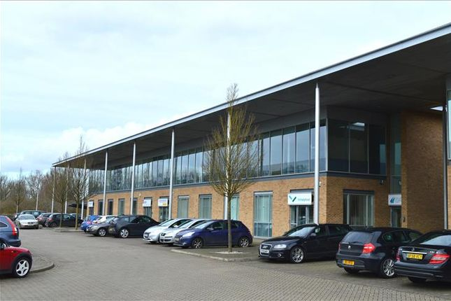Thumbnail Office to let in Cambridge Research Park, Beach Road, Waterbeach, Cambridge