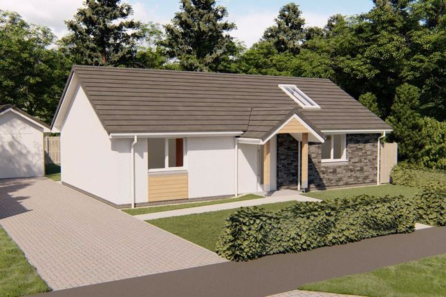 Thumbnail Detached bungalow for sale in Pitcrocknie Village, Alyth, Perthshire