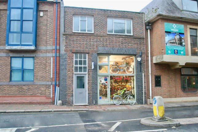 Thumbnail Flat to rent in Friars Walk, Lewes