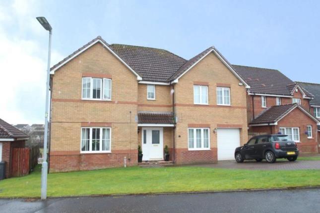 Thumbnail Detached house for sale in Strathvithie Grove, Hairmyres, East Kilbride