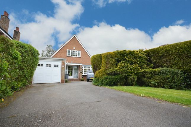 Thumbnail Detached house for sale in Tilehouse Lane, Shirley, Solihull