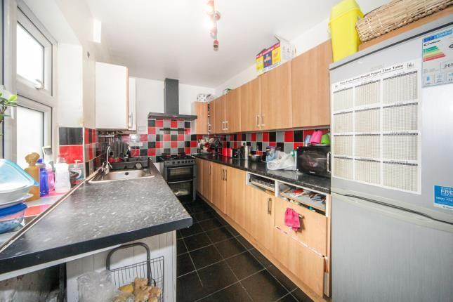 Kitchen of Ash Road, Luton, Bedfordshire, England LU4