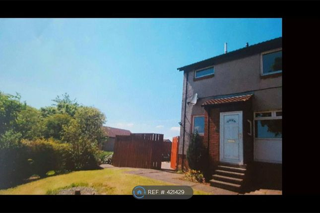 Thumbnail Terraced house to rent in Morlich Court, Dunfermline