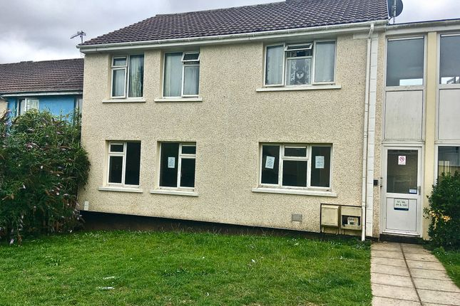 Thumbnail Flat for sale in Pengegon Parc, Camborne