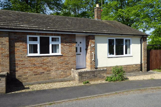 Thumbnail Semi-detached bungalow for sale in Masterton Close, Stamford